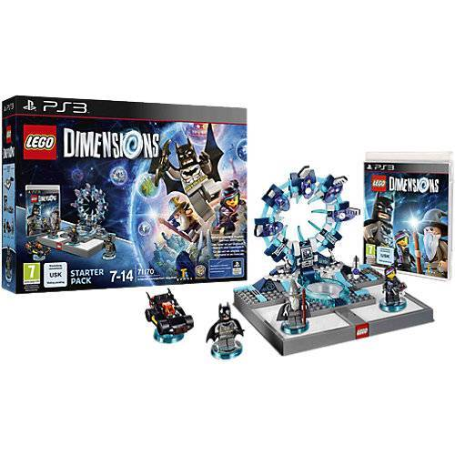 LEGO PS3 LEGO Dimensions Starter Pack