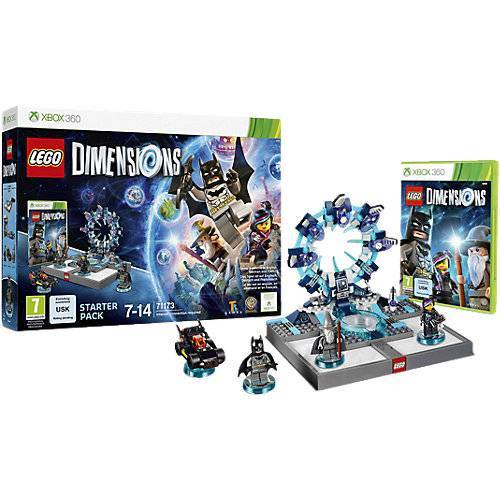 LEGO XBOX360 LEGO Dimensions Starter Pack
