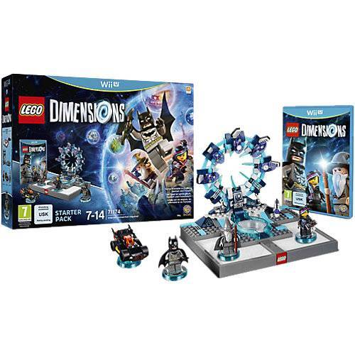 LEGO Wii U LEGO Dimensions Starter Pack