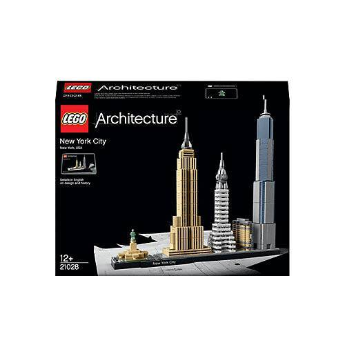 LEGO® Architecture 21028 Architecture New York City