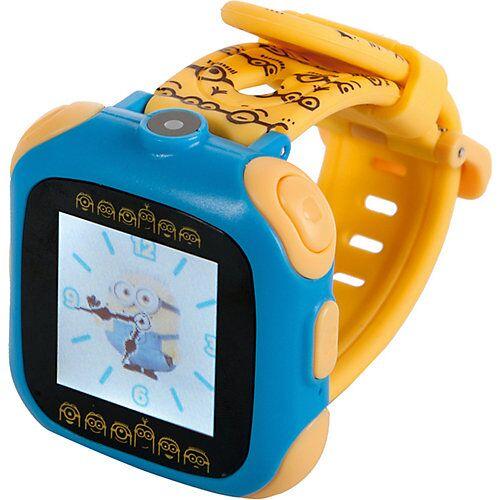 LEXIBOOK Minions Smartwatch mit Kamera blau Jungen Kinder