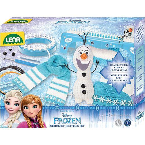 LENA Strickset Frozen 2 in 1