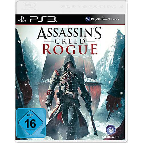 ak tronic PS3 Assassins Creed Rogue