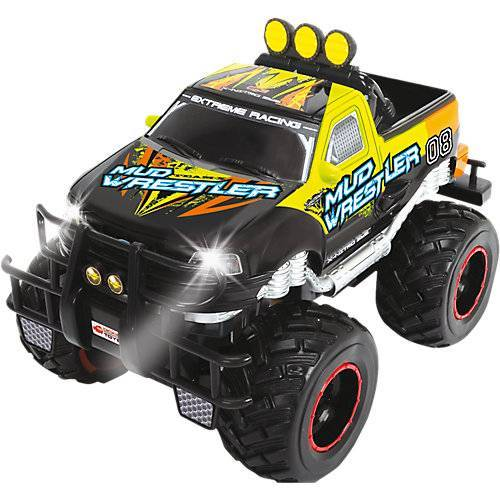 Dickie Toys RC Fahrzeug Ford F150 Mud Wrestler, RTR