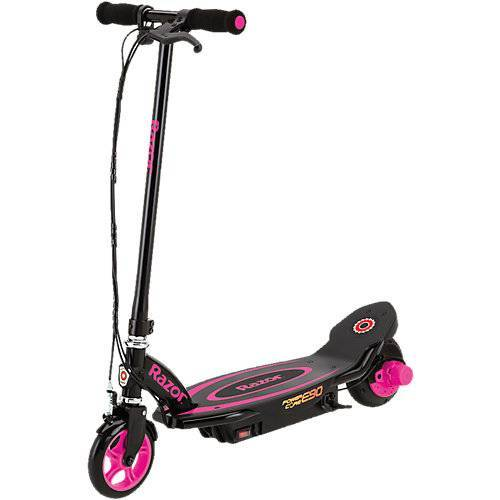 Razor Elektroscooter Power Core E90 pink