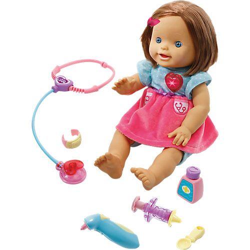 Vtech Babypuppe Little Love - Lotta mit Ärzteset