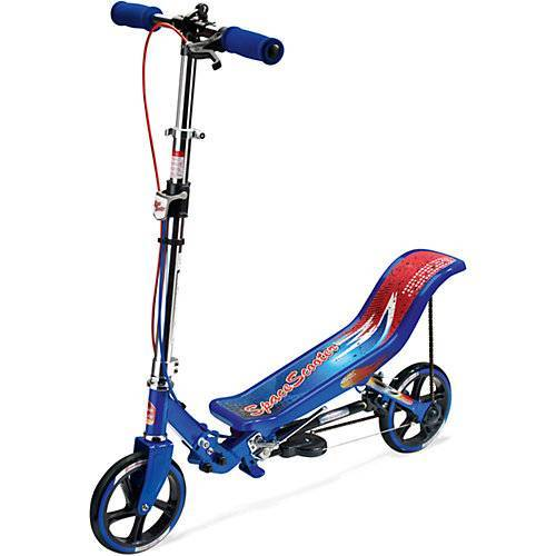 Space Scooter X 580 blau