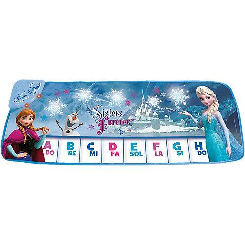 Disney Die Eiskönigin Spielmatte Klavier Die Eiskönigin, mit 8 Tasten