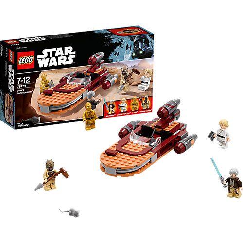 LEGO 75173 Star Wars: Luke's Landspeeder