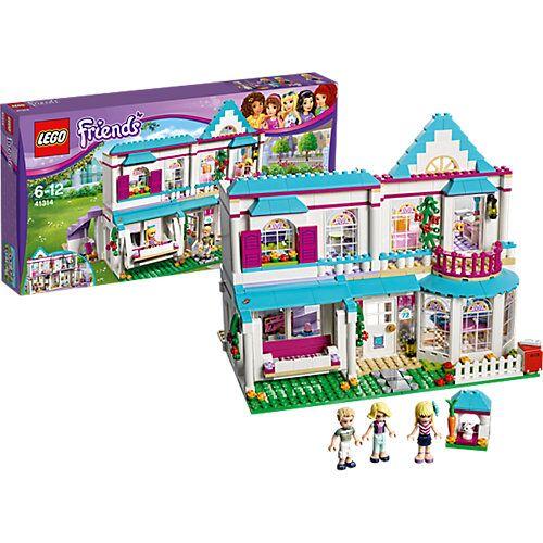 LEGO 41314 Friends: Stephanies Haus
