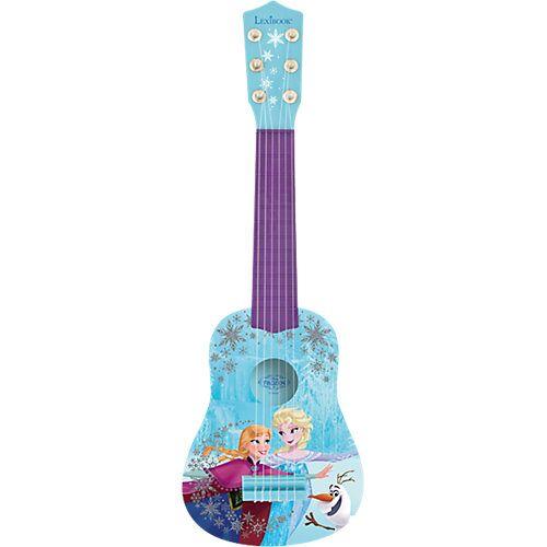 LEXIBOOK Mini-Gitarre Die Eiskönigin 2