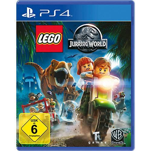 LEGO PS4 LEGO Jurassic World