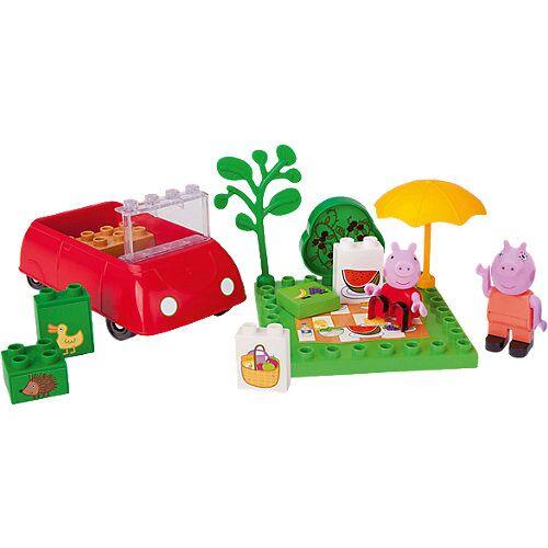 BIG PlayBIG Bloxx Peppa Wutz - Picknick Spaß