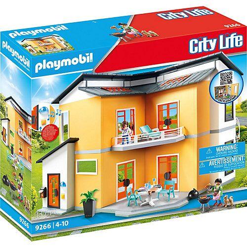 PLAYMOBIL® 9266 Modernes Wohnhaus