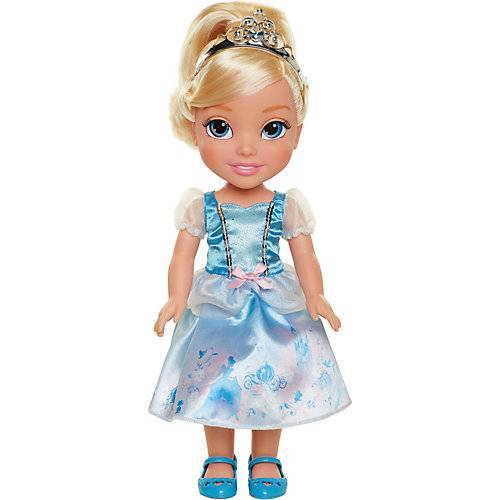 Jakks Pacific DP Cinderella Puppe 35cm