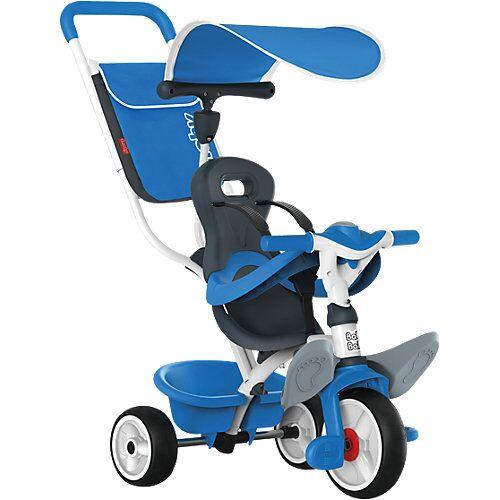 Smoby Dreirad Baby Balade, blau