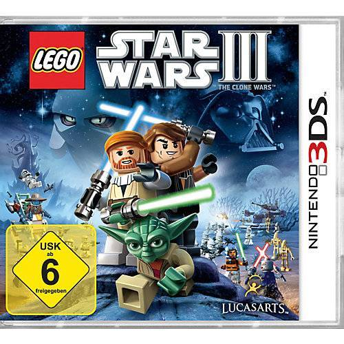 LEGO 3DS Lego Star Wars 3