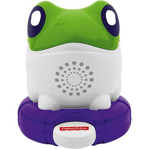Mattel Fisher-Price Lern-Frosch Quaki