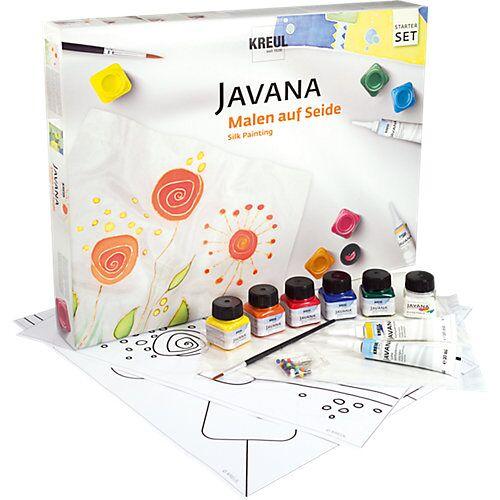 C. KREUL Javana Starterset Seidenmalerei
