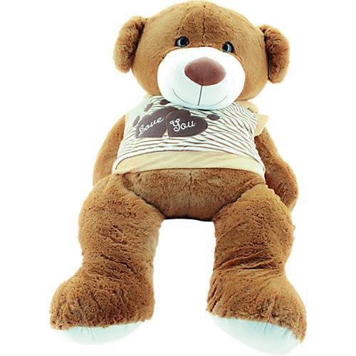 Sweety Toys Riesen Teddy Teddybär LOVE YOU Bär 120 cm
