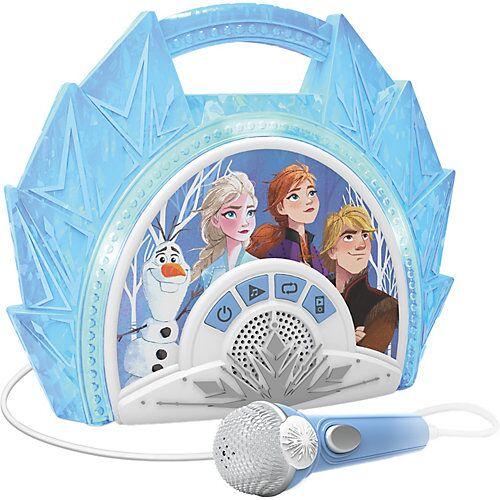 Disney Dieeiskoenigin Die Eiskönigin Karaoke Anlage