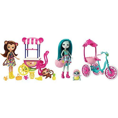 Mattel Enchantimals Puppe und Zubehör