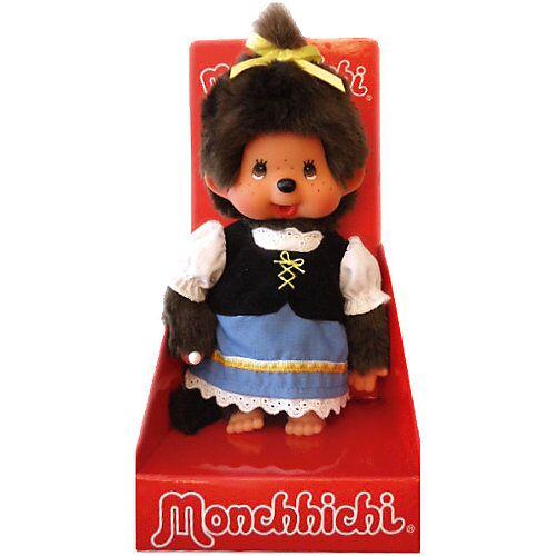 Monchhichi Bayrisches Mädchen  20cm