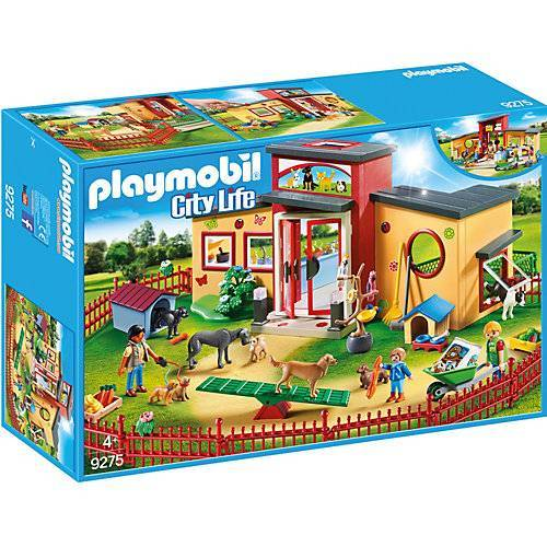 "PLAYMOBIL® ""PLAYMOBIL® 9275 Tierhotel """"Pfötchen"""""""