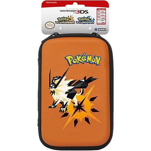 Pokemon 3DS Pokemon Ultra Sun & Moon Tasche, sortiert