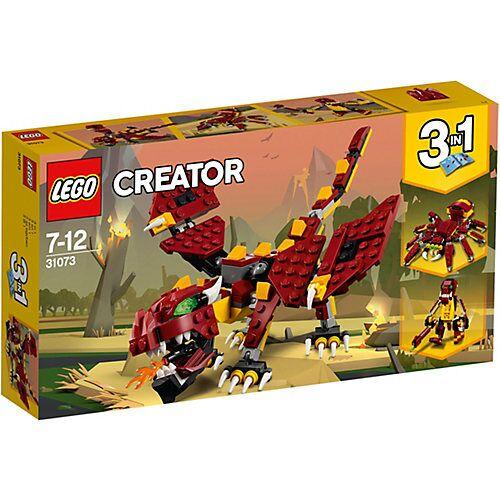 LEGO 31073 Creator: Fabelwesen
