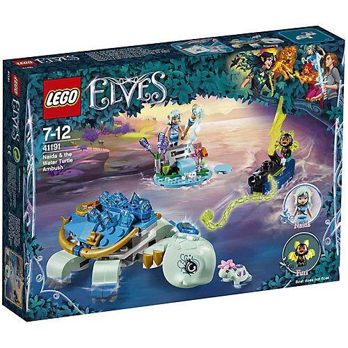 LEGO 41191 Elves: Naida und die Wasserschildkröte