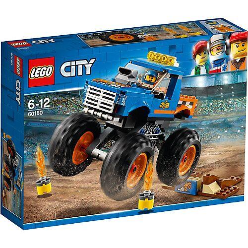 LEGO 60180 City: Monster-Truck