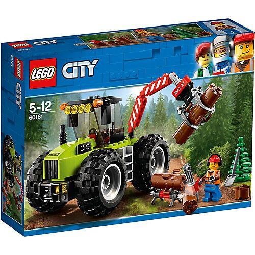 LEGO 60181 City: Forsttraktor