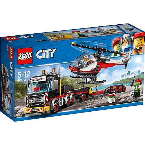 LEGO 60183 City: Schwerlasttransporter