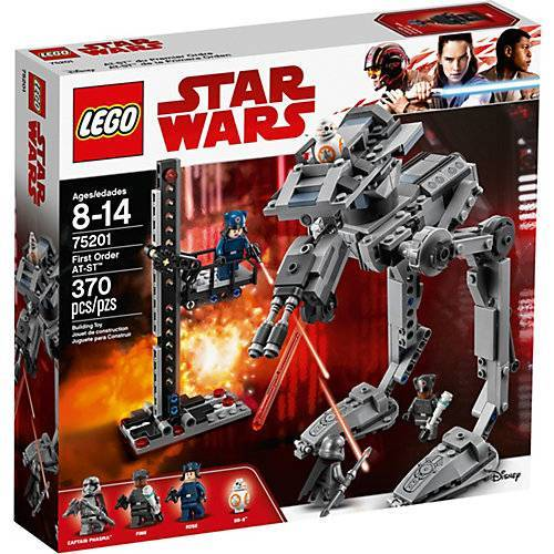 LEGO 75201 Star Wars: First Order AT-ST