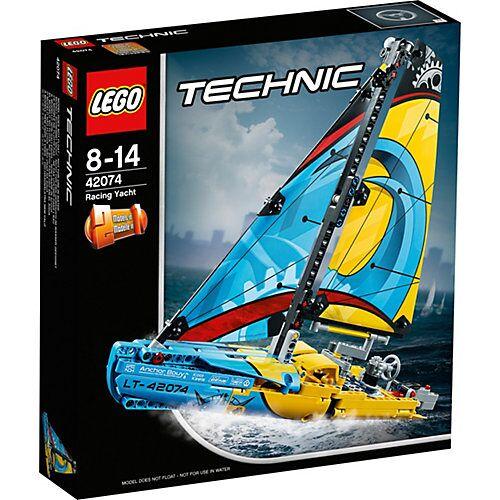 LEGO 42074 Technic: Rennyacht