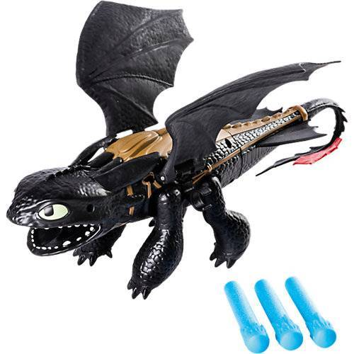 Spin Master Dragon Blaster Ohnezahn