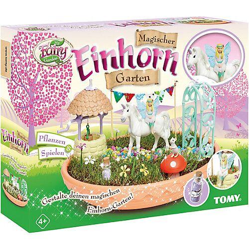 TOMY My Fairy Garden - Magischer Einhorn Garten