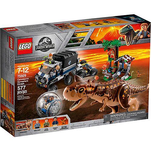LEGO 75929 Jurassic World: Carnotaurus - Flucht in der Gyrosphere