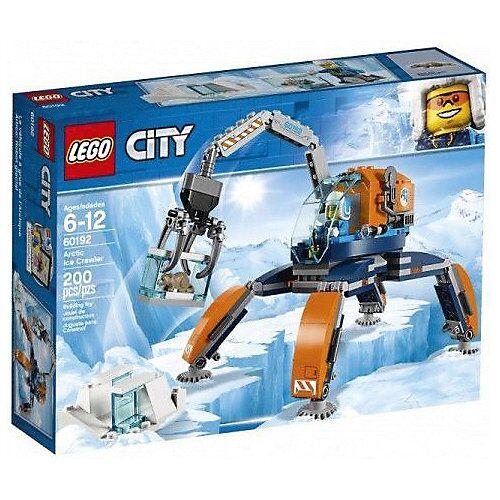 LEGO 60192 City: Arktis-Eiskran auf Stelzen