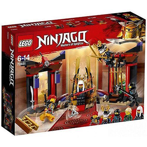 LEGO 70651 Ninjago: Duell im Thronsaal