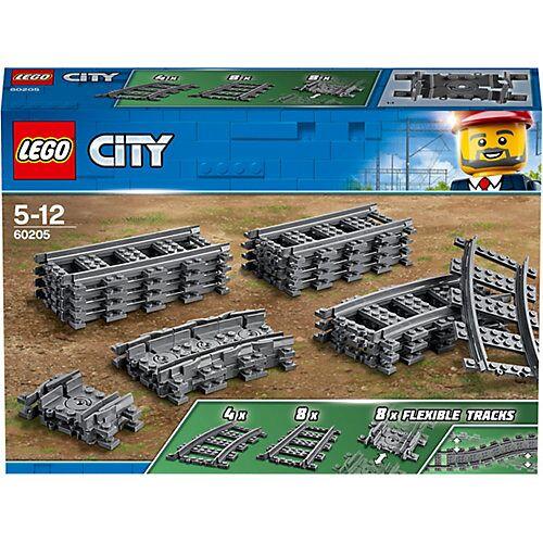 LEGO 60205 City: Schienen