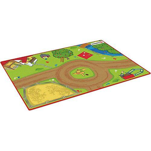 Schleich 42442 Farm World: Spielteppich Bauernhof