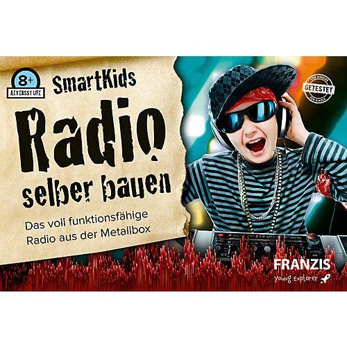 Franzis - SmartKids - Das Radio zum Zusammenbauen