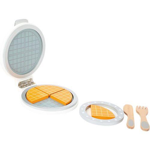 Small Foot Waffeleisen Kinderküche grau/weiß