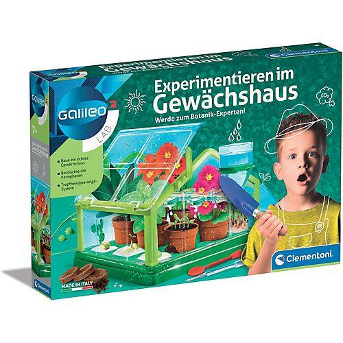 Clementoni Galileo - Experimentieren im Gewächshaus