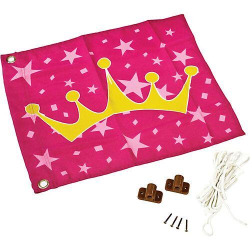 Axi Fahne zum hissen, Prinzessin rosa