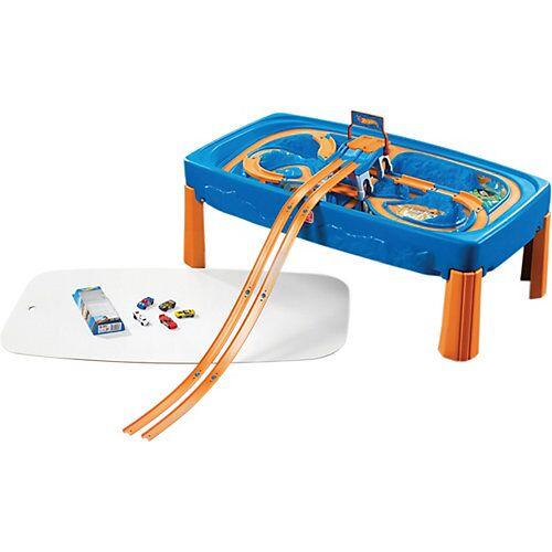 Hotwheels Hot Wheels Car & Track Spieltisch blau