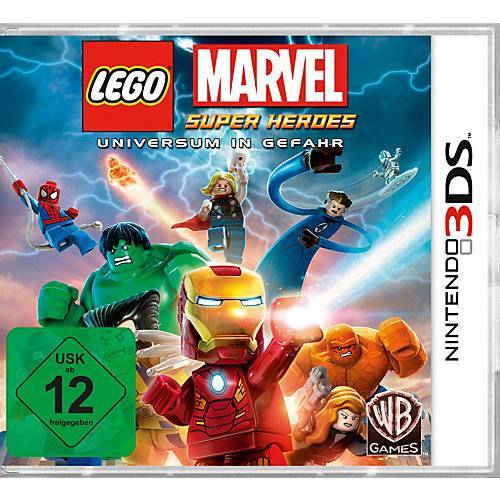LEGO 3DS LEGO Marvel Super Heroes