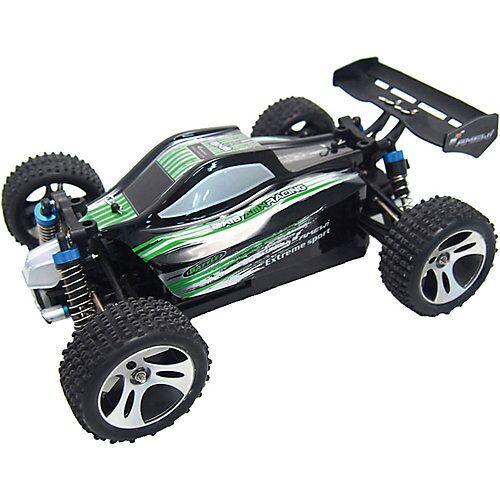 Amewi BX18 Green, Buggy 1:18 4WD RTR